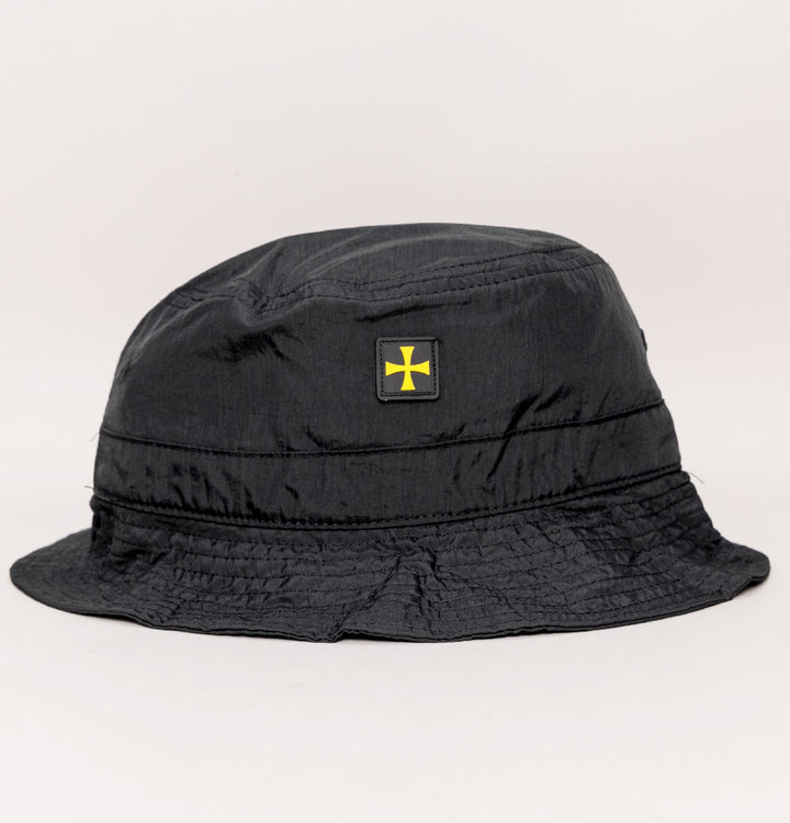 Terrace Cult Nylon Bucket Hat Black
