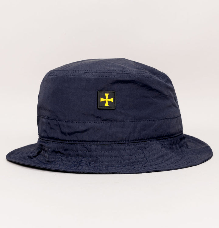 Terrace Cult Nylon Bucket Hat Navy