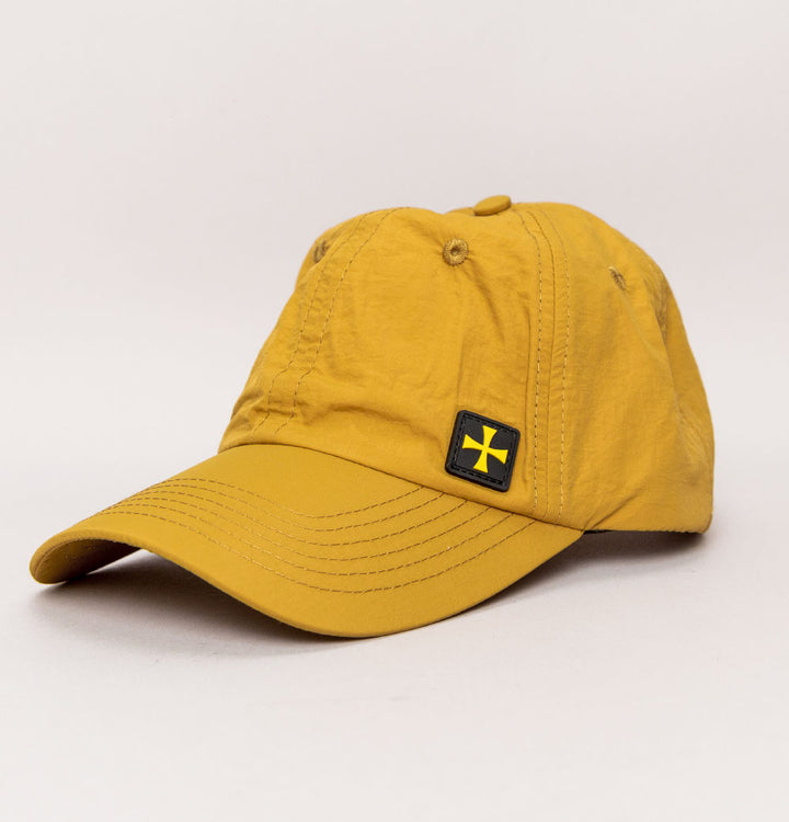 Terrace Cult Nylon Pitcher Cap Mustard