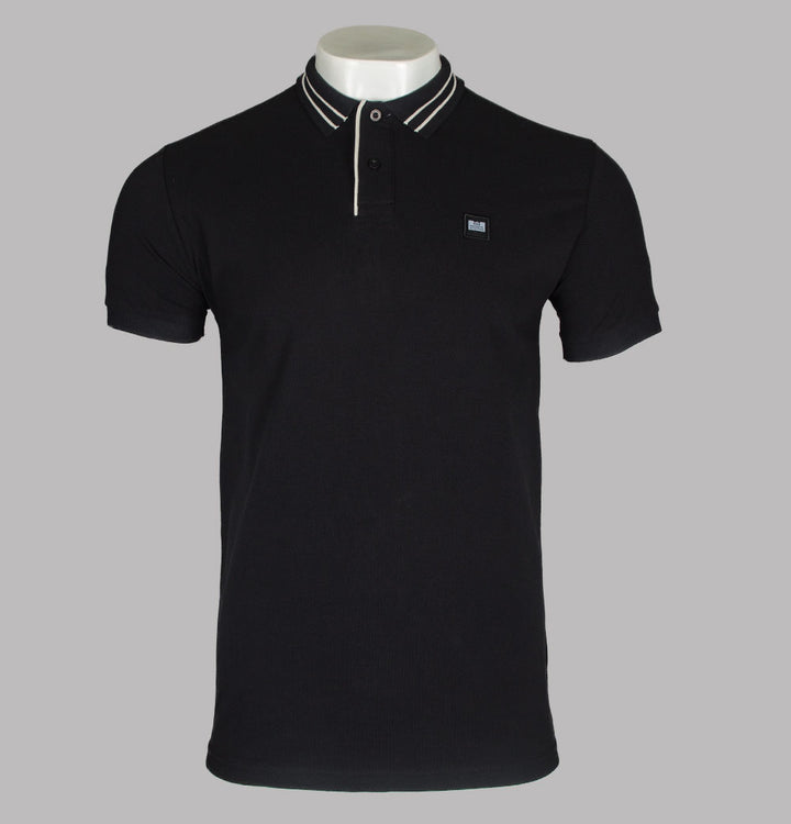 Weekend Offender Bermejo Polo Shirt Black