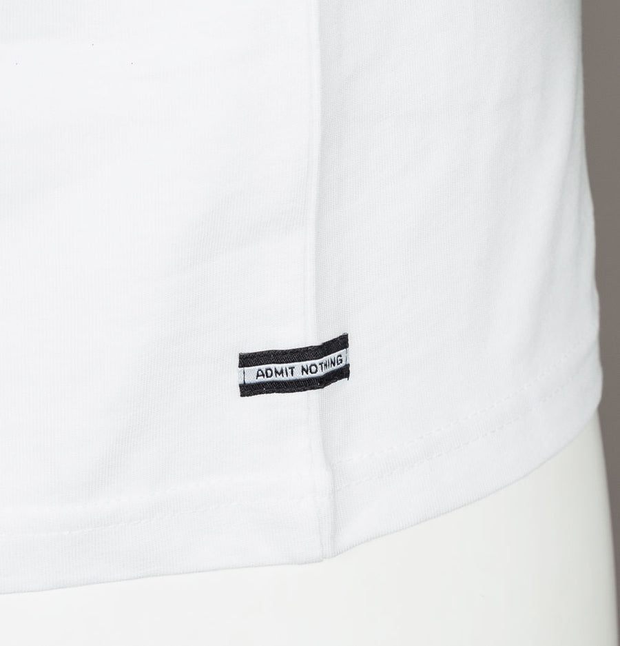 Weekend Offender Bunbury T-Shirt White