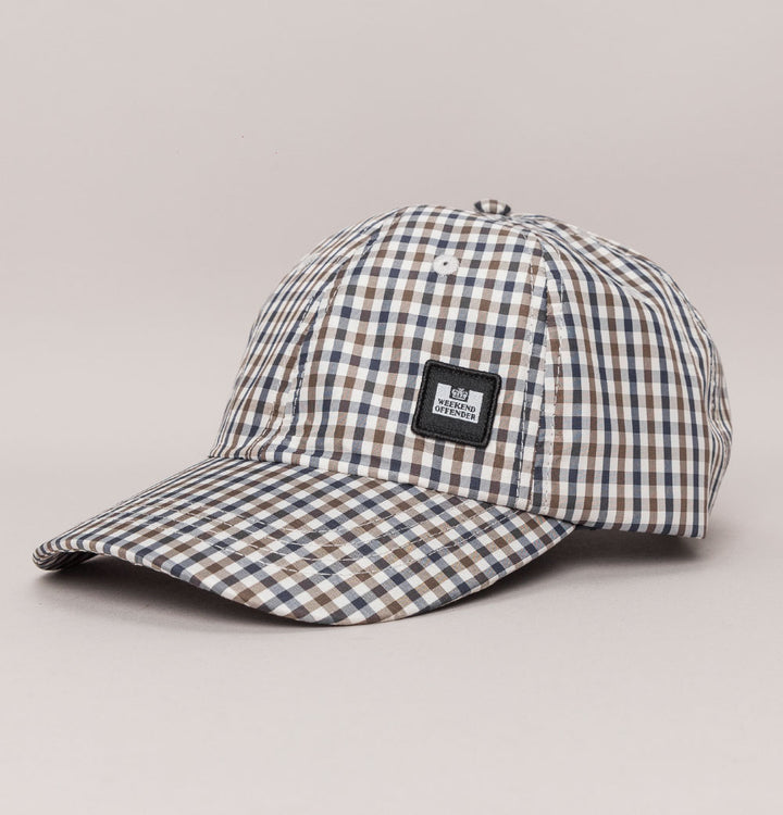 Weekend Offender Clay Check Cap