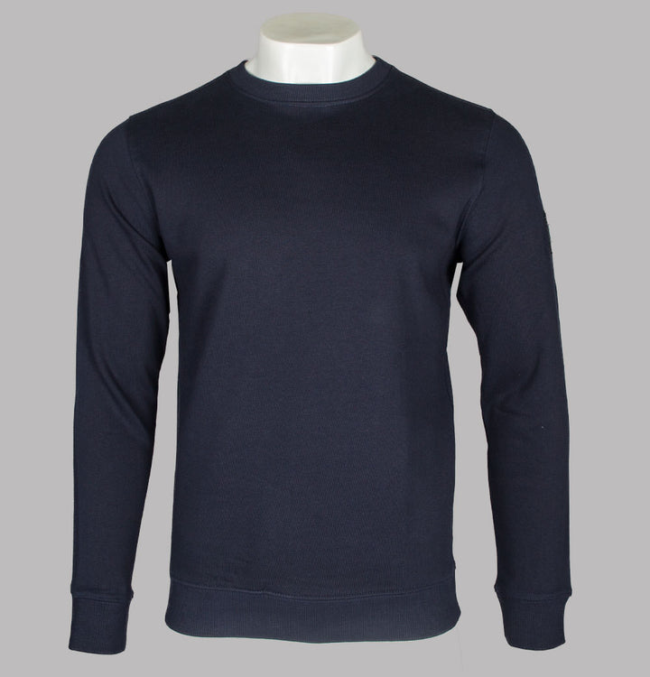 Weekend Offender F Bomb Sweatshirt Navy