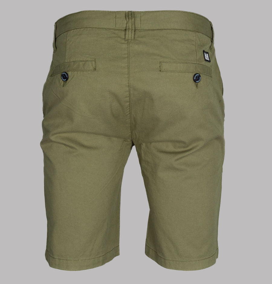 Weekend Offender Ivan Chino Shorts Green