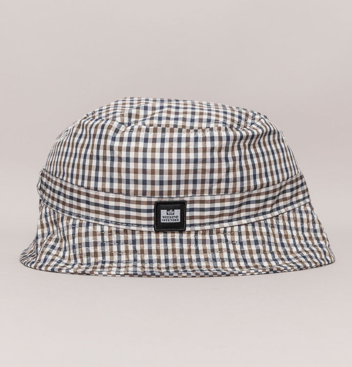 Weekend Offender Queensland Bucket Hat Check