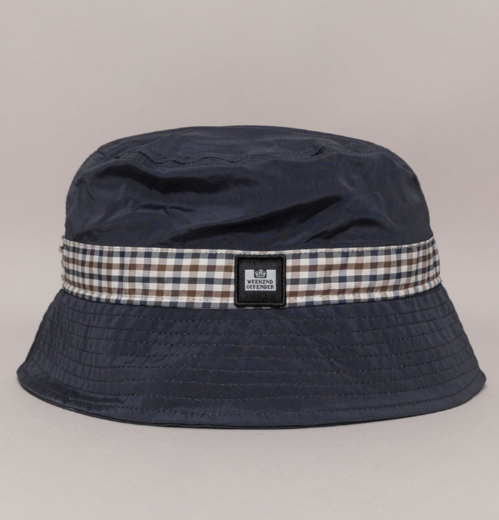 Weekend Offender Queensland Bucket Hat Navy