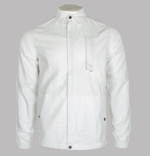 Weekend Offender Sorvino Overshirt White