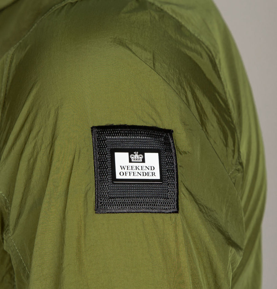 Weekend Offender Vinnie Overshirt Cactus