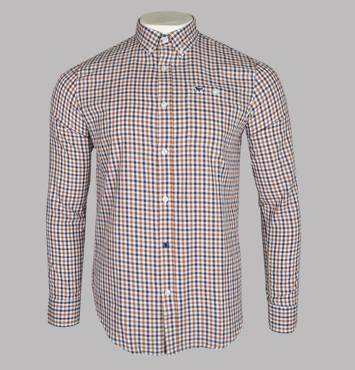 Weekend Offender Woody Check Shirt