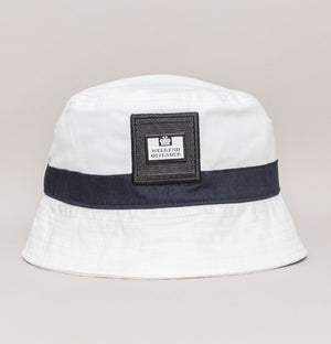 Weekend Offender Bucket Hat White