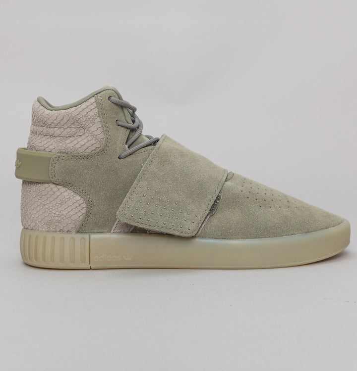Tubular Invader Strap Trainers