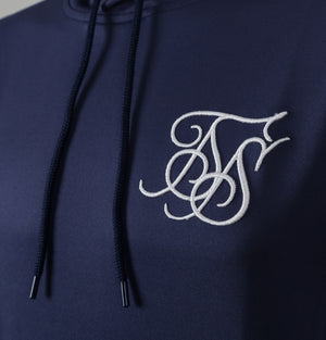 Poly Tricot Overhead Hoodie