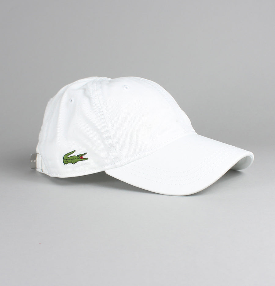 Cotton Cap - White