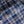 Pretty Green Tarran Check Shirt Blue
