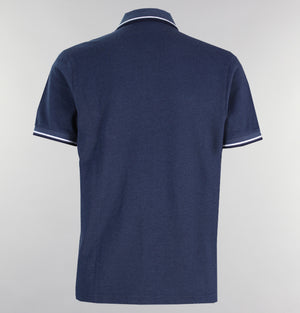 Regular Fit Twin Tipped Polo Shirt