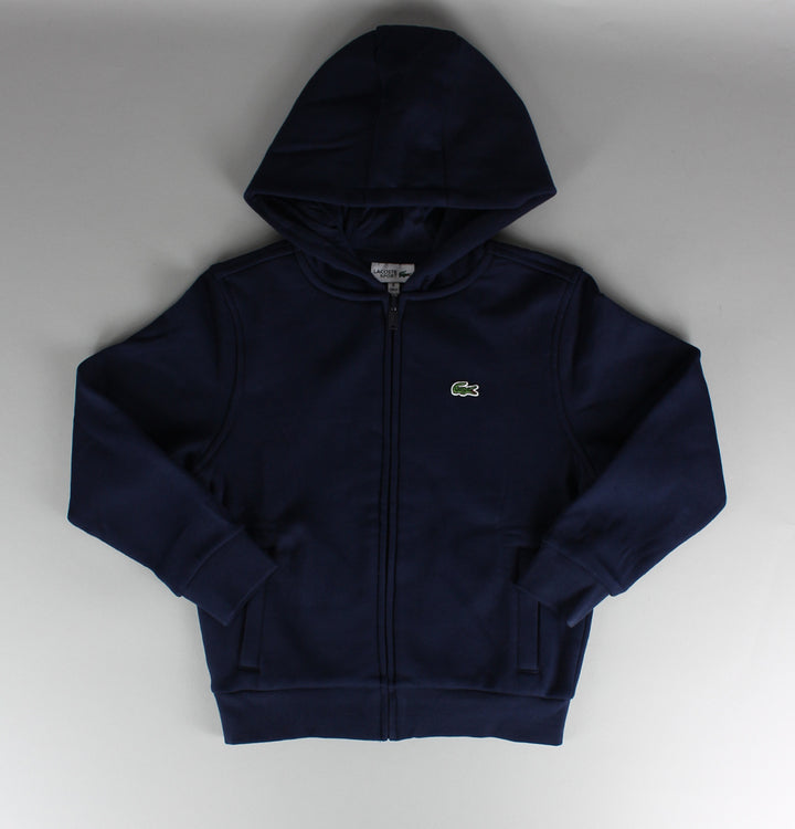 Sport Full Zip Hood - Navy