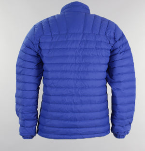 Lacoste Lightweight Quilted Jacket Blue