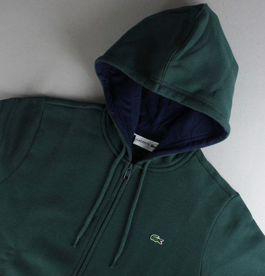 Lacoste Hooded Sweatshirt AW Green