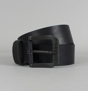 Embossed Logo Belt