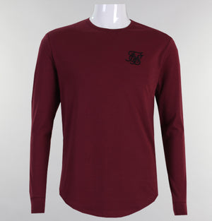 Long Sleeve Gym Tee