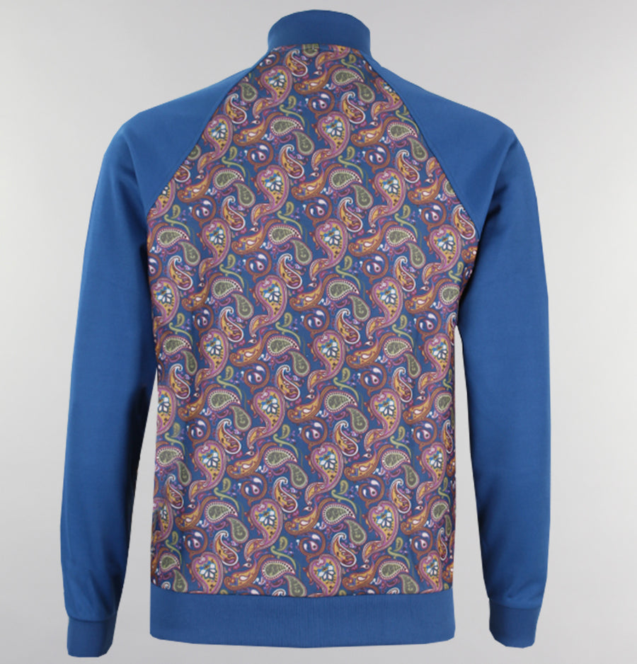 Vintage Paisley Track Top