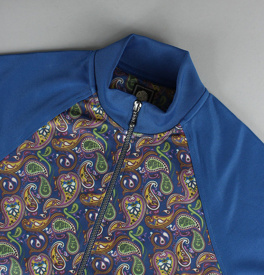 Pretty Green Vintage Paisley Track Top