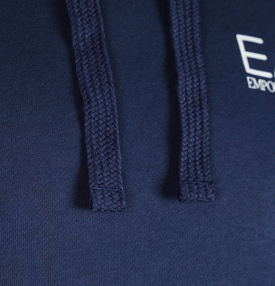 EA7 Hooded Sweatshirt Navy
