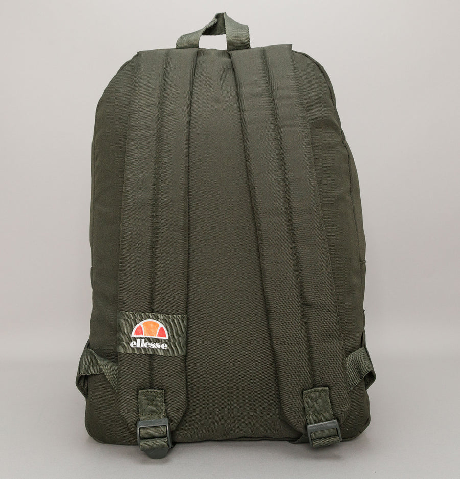 Ellesse Rolby Backpack & Pencil Case Khaki