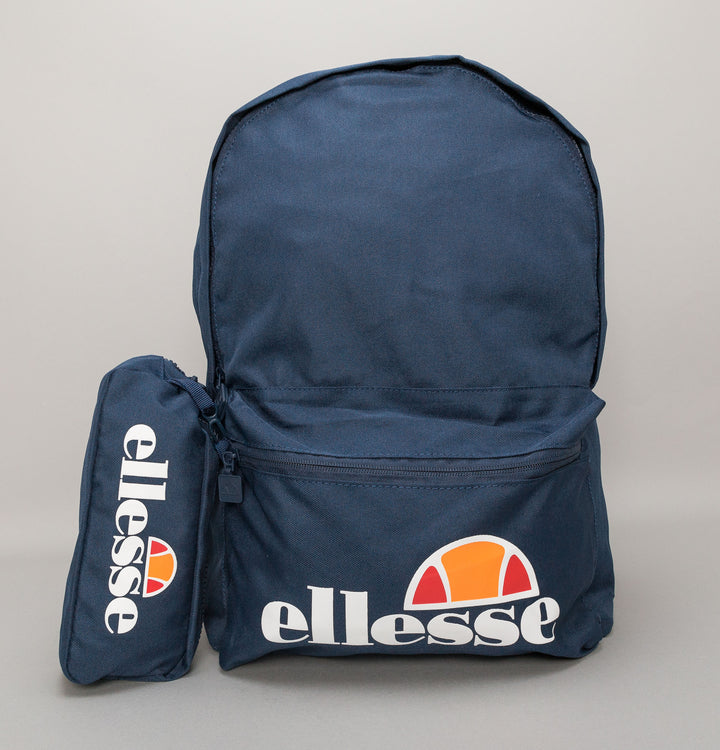 Rolby Backpack & Pencil Case - Navy