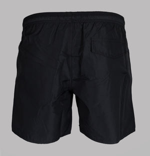 Side Panel Logo Swim Shorts