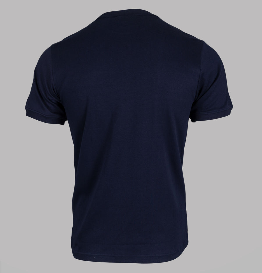 Bruno 2 Panelled T-Shirt