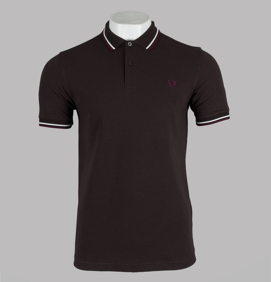 Fred Perry M3600 Polo Shirt Liquorice