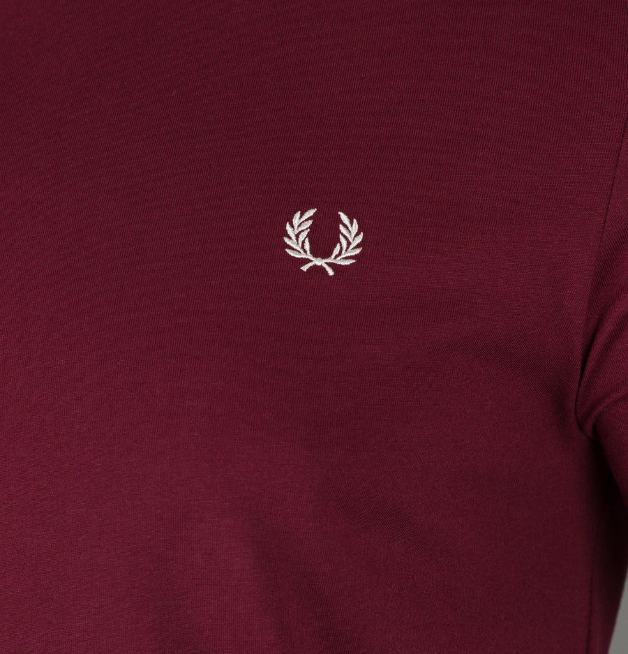 Fred Perry Ringer T-Shirt Port