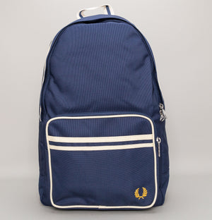 Fred Perry Twin Tipped Backpack Navy