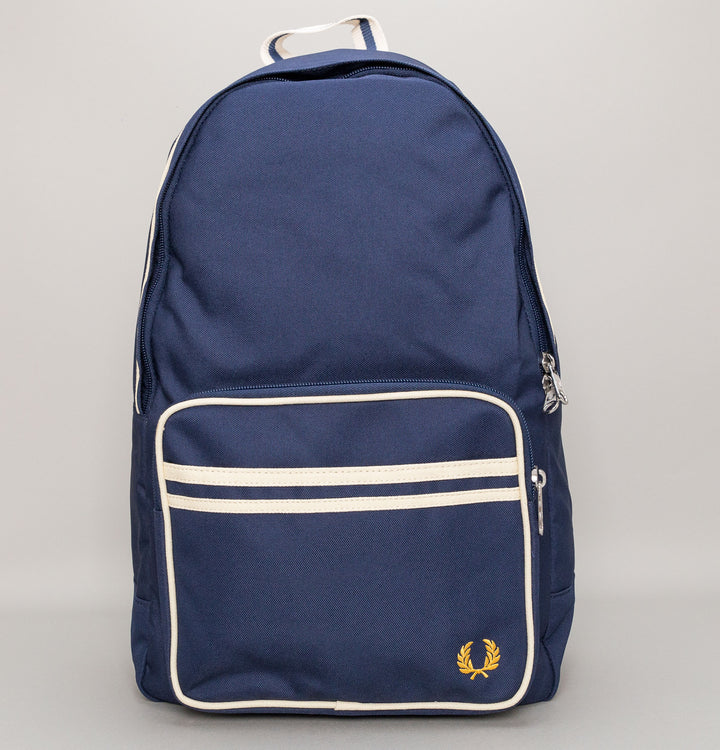 Twin Tipped Backpack - Navy