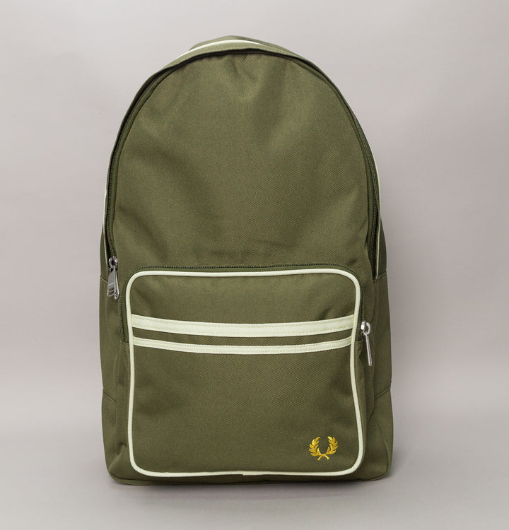 Twin Tipped Backpack - Washed Khaki