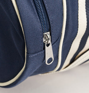 Twin Tipped Barrel Bag - Navy