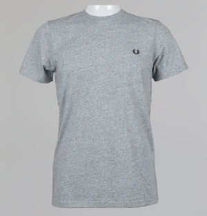 Fred Perry Classic Crew Neck T-Shirt Steel Marl