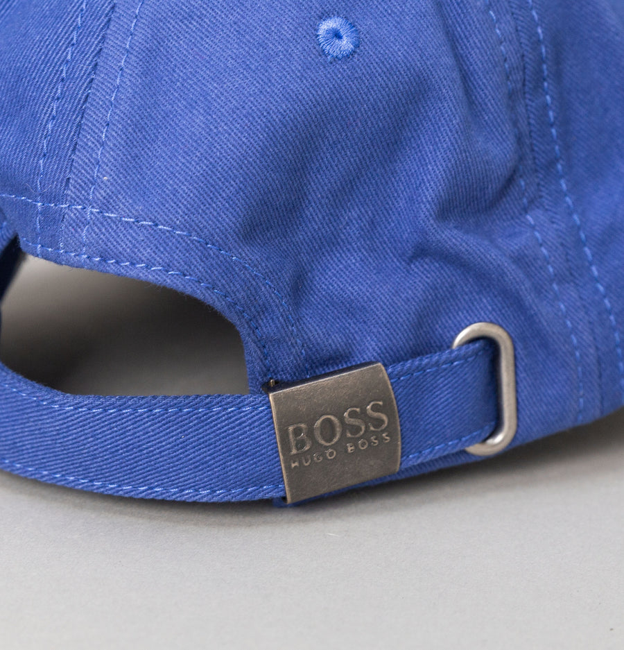 Cotton Cap - Electric Blue