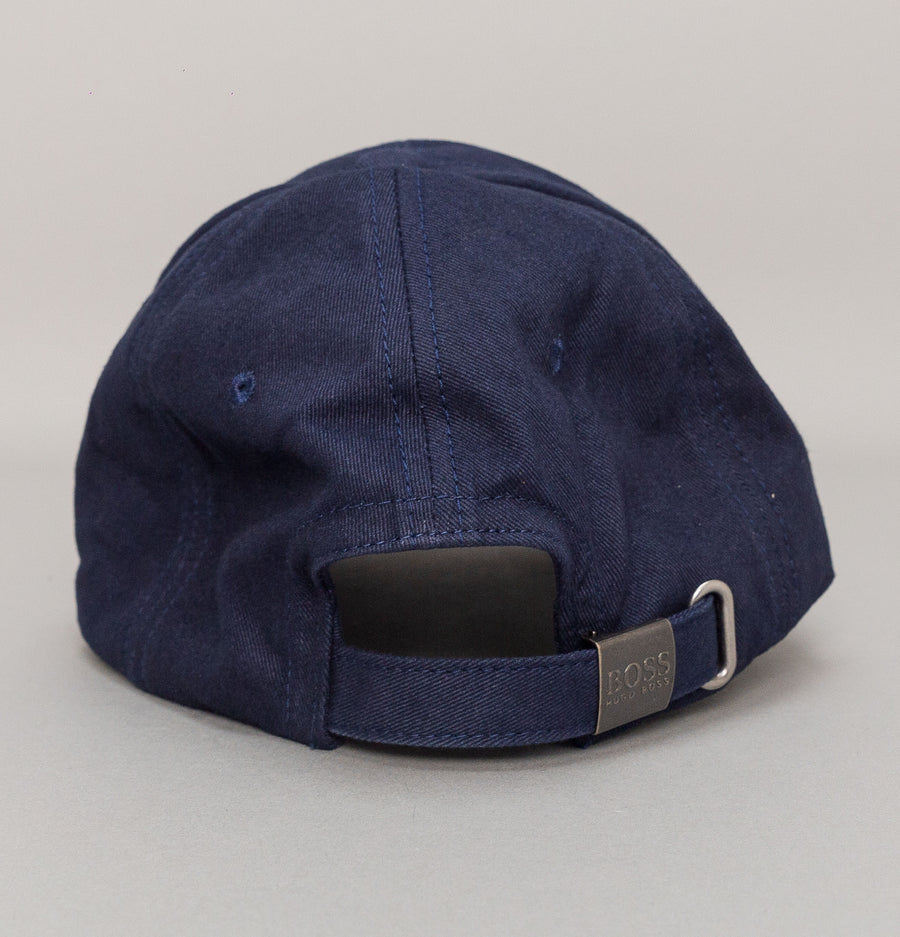 Cotton Cap - Navy Blue