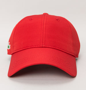 Sports Cap - Bright Red