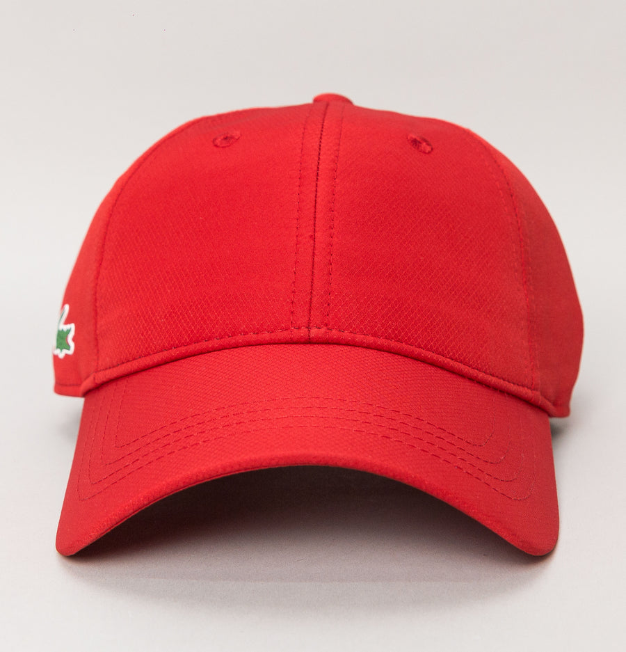 Lacoste Sports Cap Bright Red