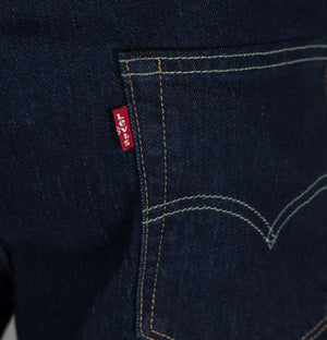Levi's® 502™ Regular Taper Fit Stretch Jeans Chain Rinse