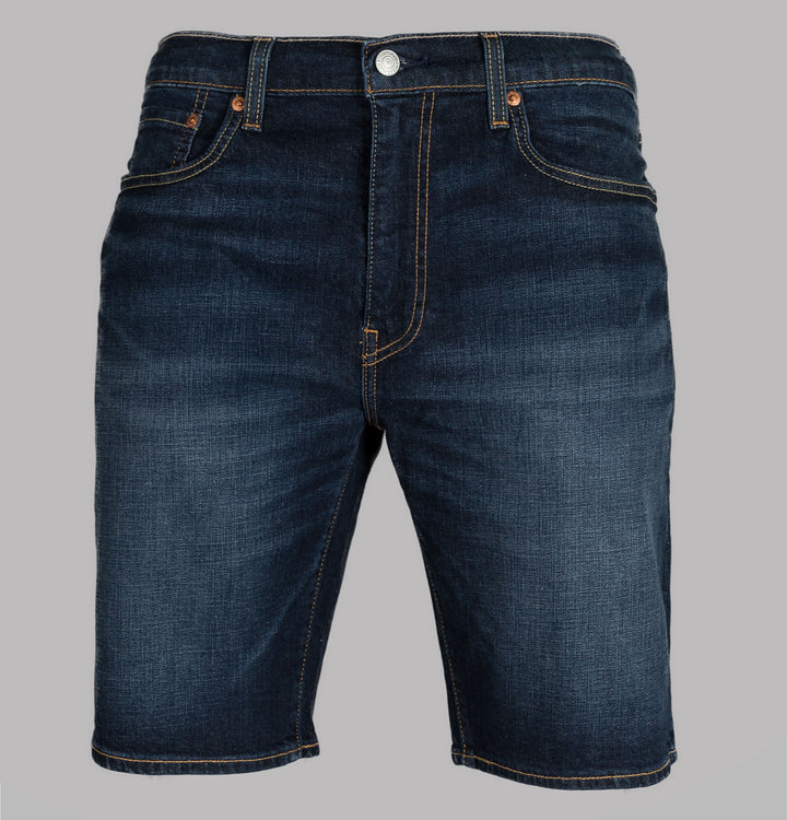 Levi's® 502™ Taper Hemmed Shorts Saturn