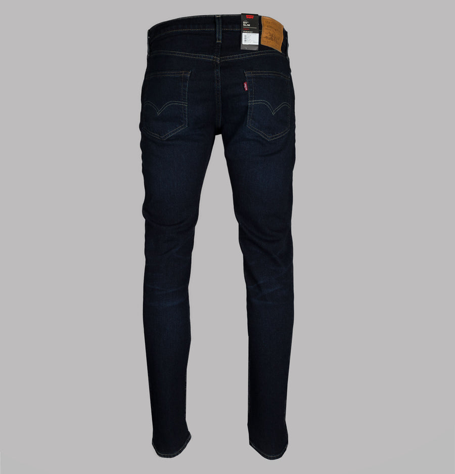 Levi's® 511™ Slim Fit Advanced Stretch Jeans Durian
