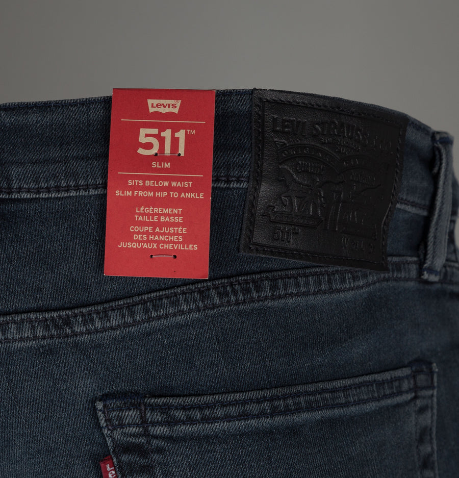 Levi's® 511 Slim Fit Performance Stretch Jeans Headed South