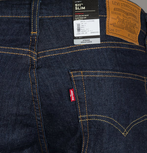 Levi's® 511™ Slim Fit Performance Stretch Jeans Rock Cod