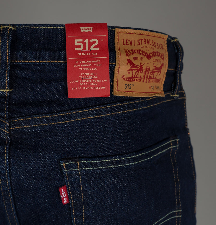 Levi's® 512 Slim Taper Fit Stretch Jeans