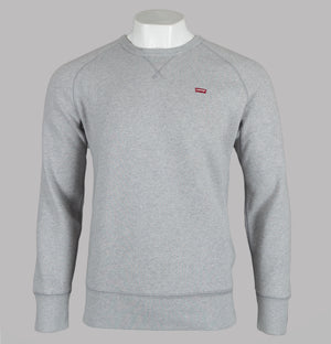 Levi's® Graphic Housemark Sweatshirt Medium Grey