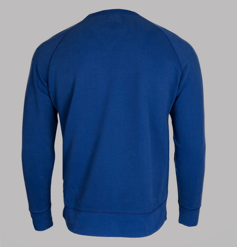 Levi's® Original Housemark Icon Sweatshirt Sodalite Blue